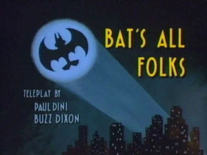 batman tiny toons warner bros