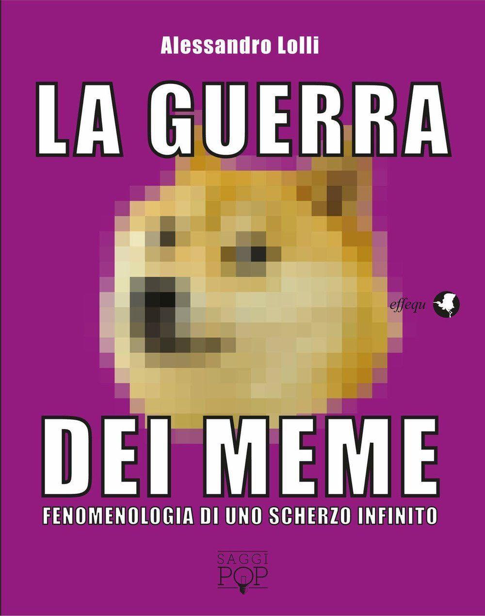 la guerra dei meme alessandro lolli nerdcore