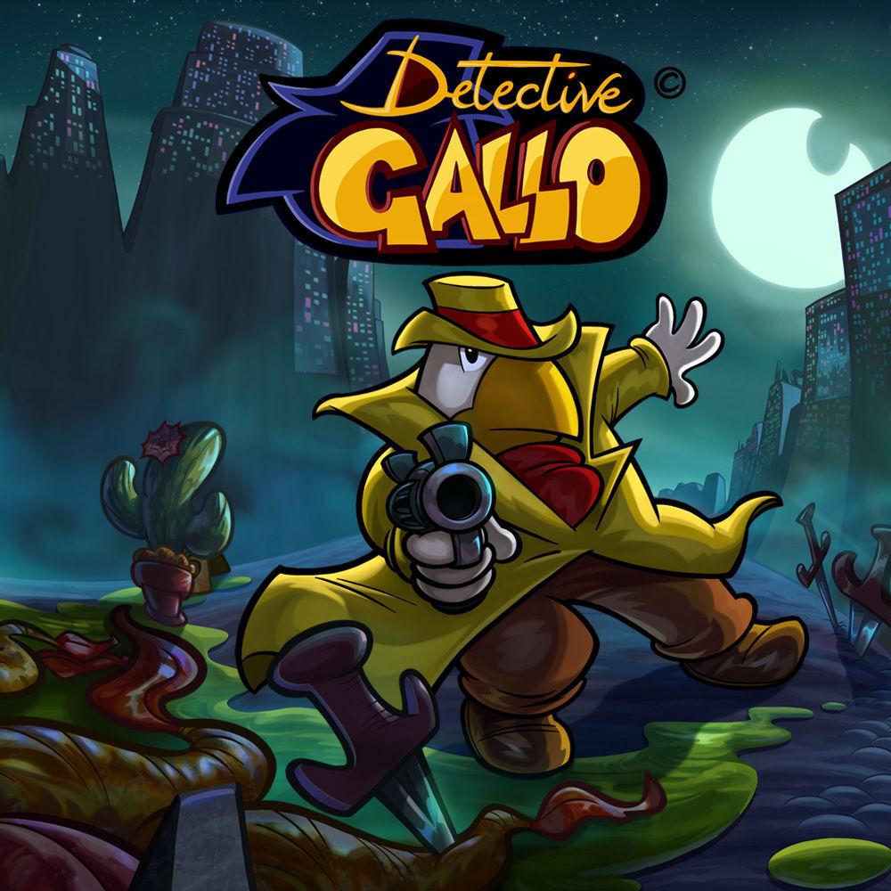 Detective Gallo - Locandina