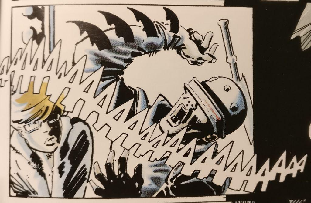Il ritorno del cavaliere oscuro - Batarang