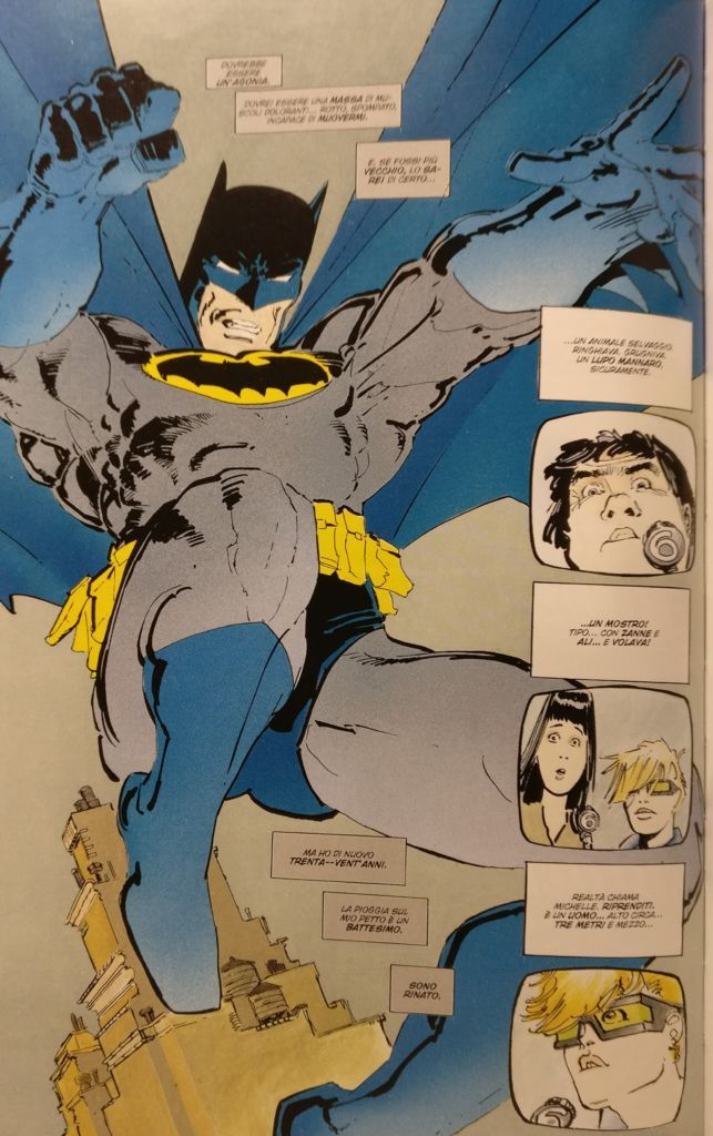 Il ritorno del cavaliere oscuro - Batman