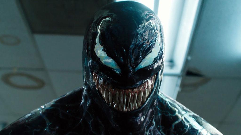 Venom - Il film - Volto