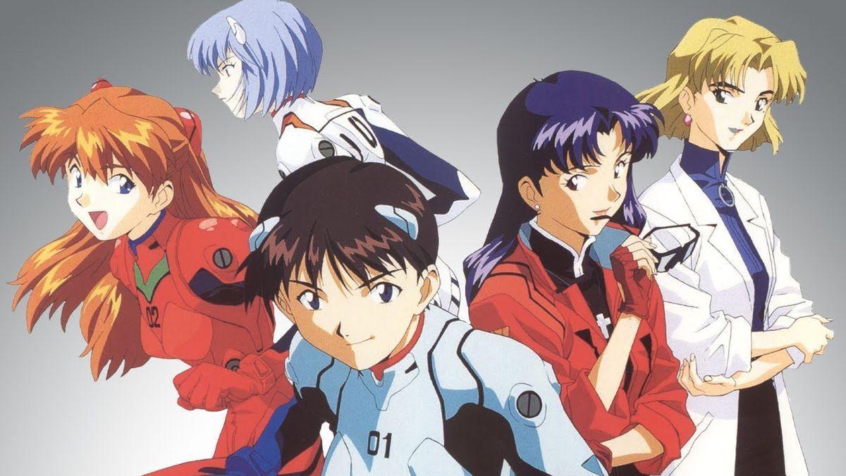 Neon Genesis Evangelion - Immagine Promo 1995 - Nerdcore