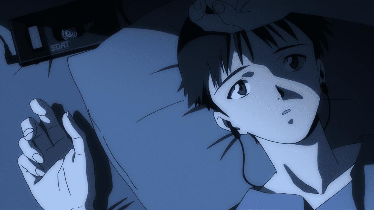 Neon Genesis Evangelion - Shinji - Nerdcore