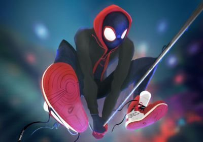 Spider-man into the Spider-Verse 0