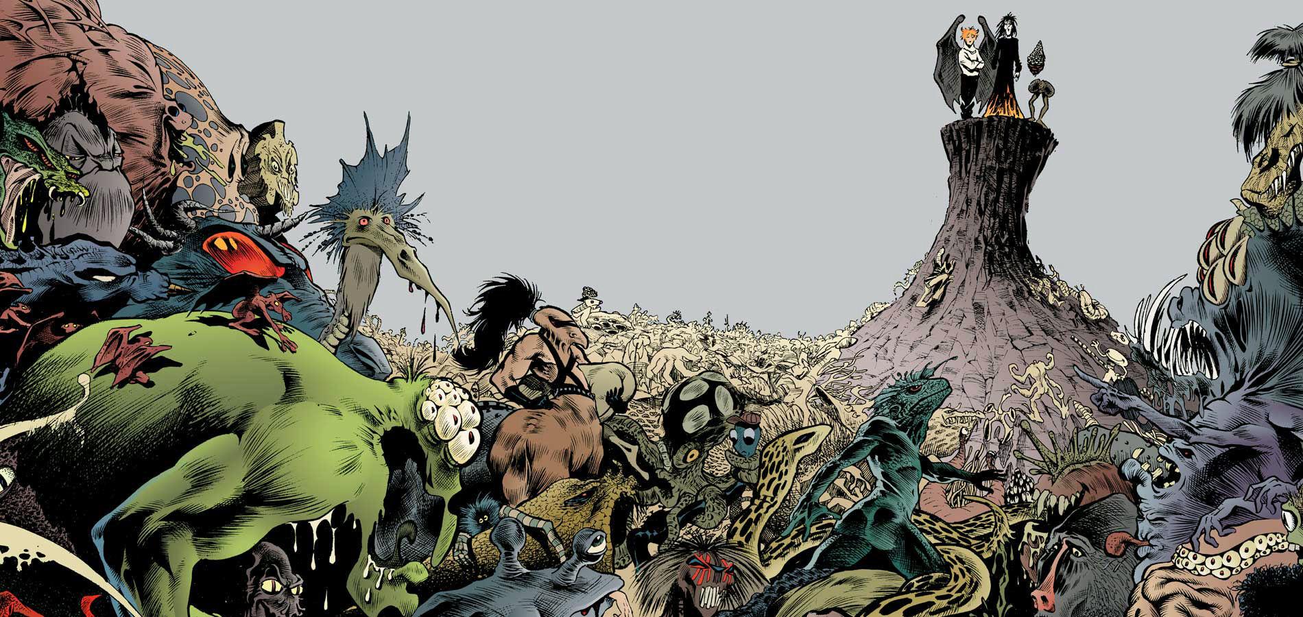 The Sandman Recensione - Nerdcore - Lucifero
