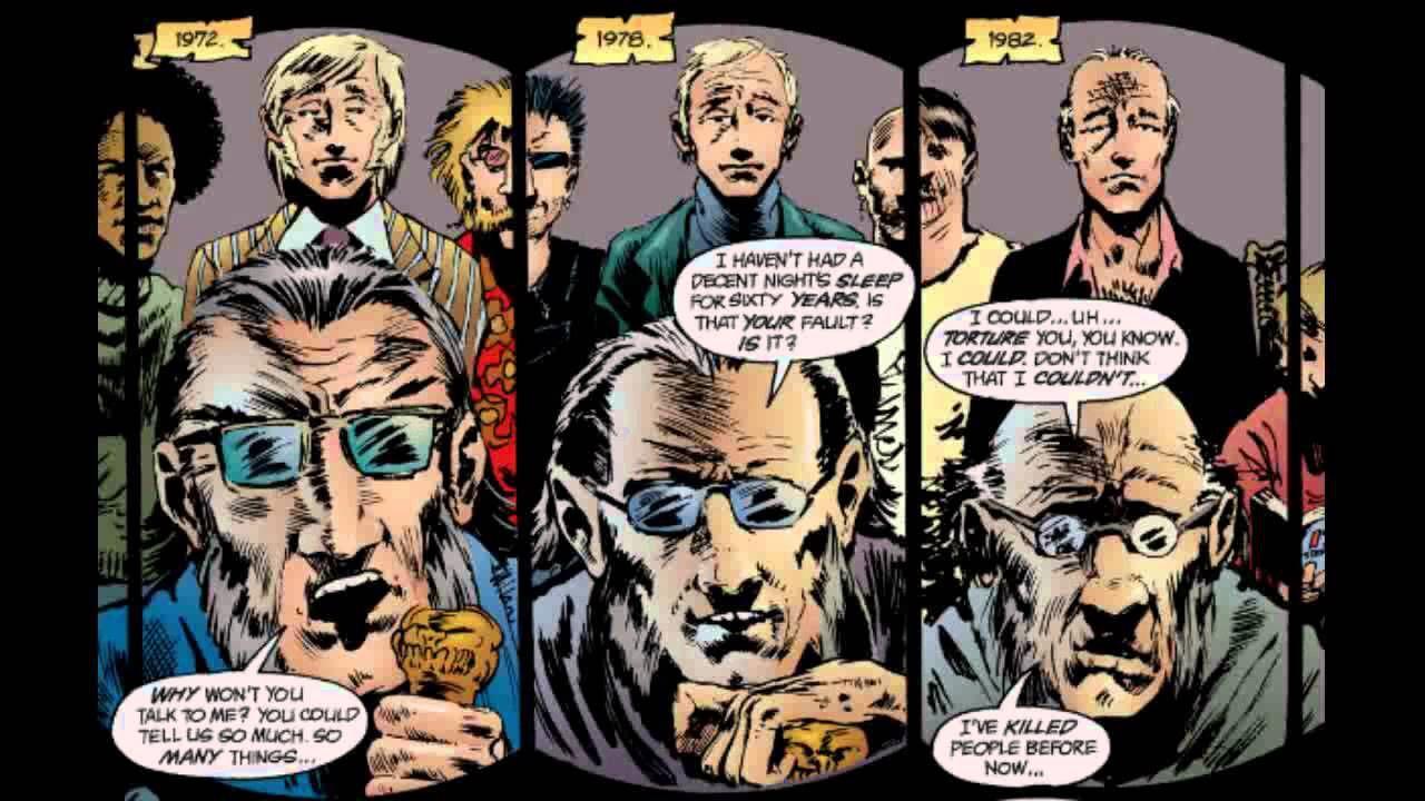 The Sandman Recensione - Nerdcore - Vignetta 1
