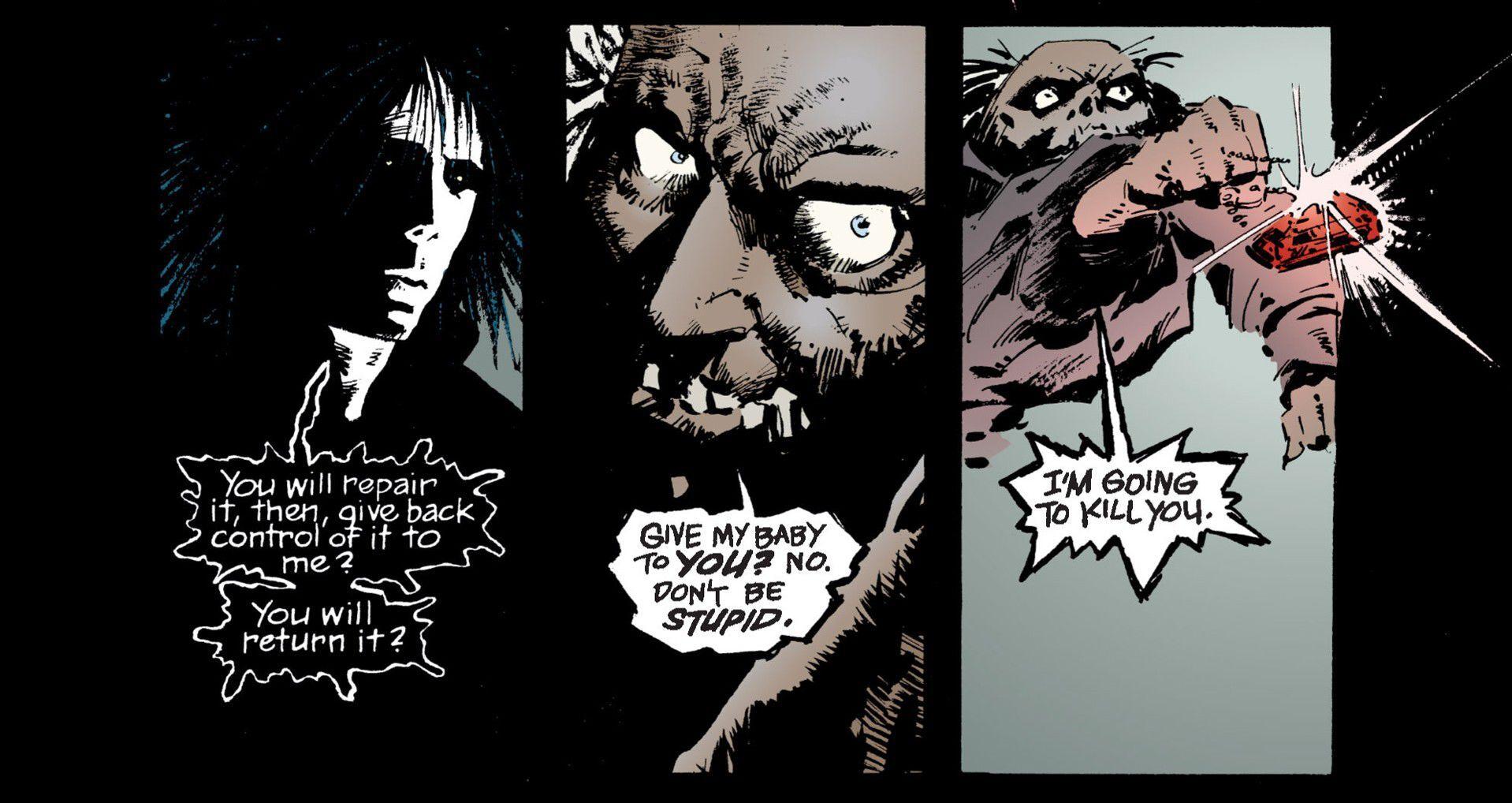 The Sandman Recensione - Nerdcore - Vignetta 2