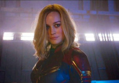 Captain Marvel OST - Immagine in evidenza