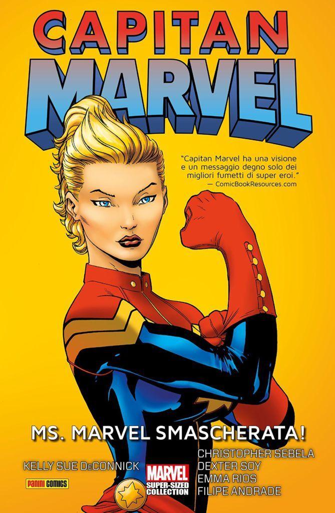 Ms. Marvel Smascherata