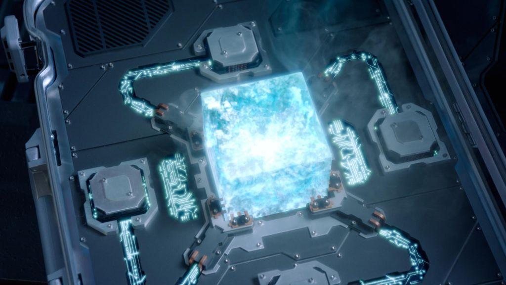 Tesseract - 2