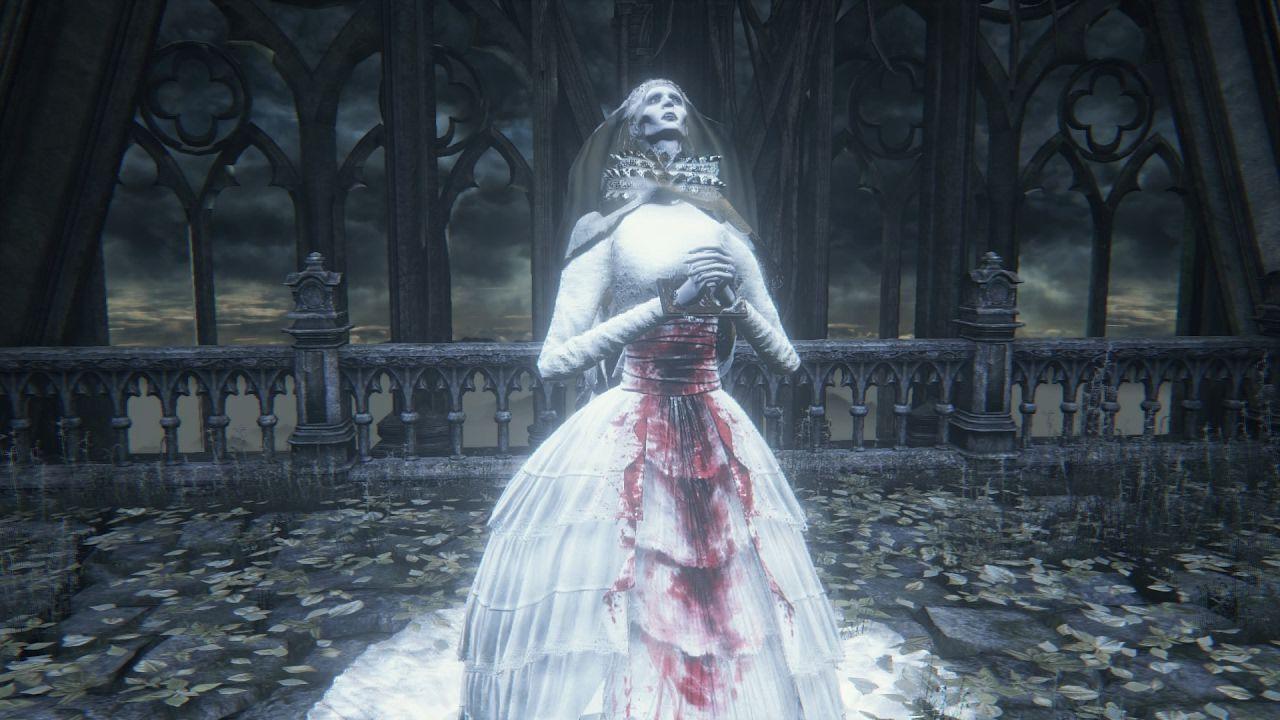 regina yharnam