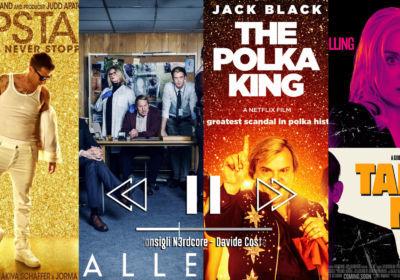Popstar Polka King Take Me Fallet