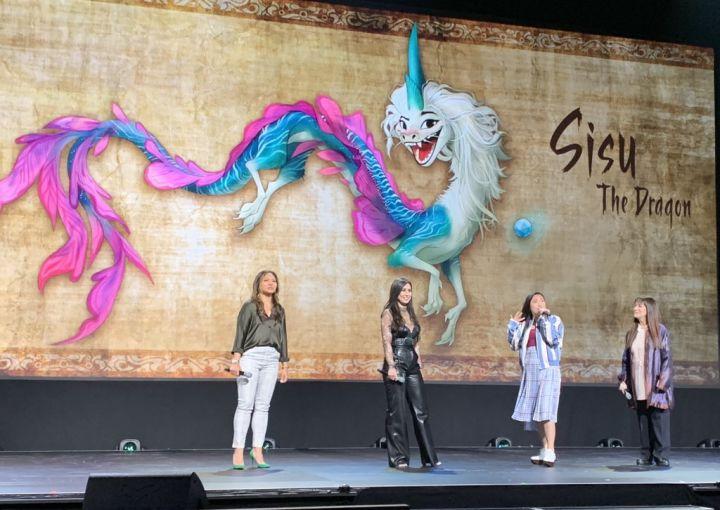 Raya 720x510 - La Disney annuncia un nuovo film (non un live-action, tranquilli): Raya and the Last Dragon