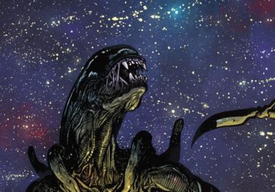 Alien 3 Cover