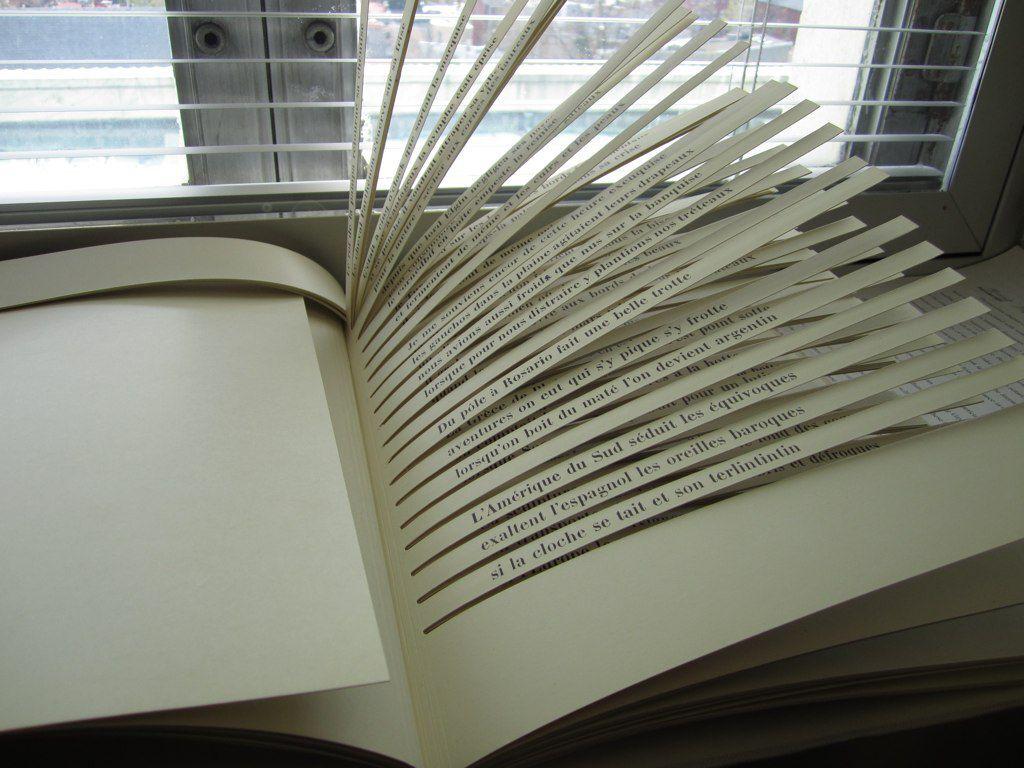 Poesie tagliate di Quineau