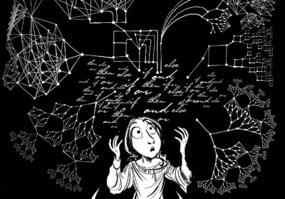 The Thrilling Adventures of Lovelace and Babbage by Sydney Padua  graphic novel