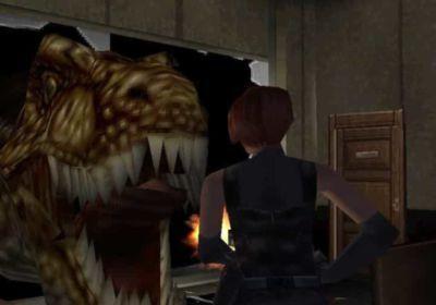 Dino Crisis 1 (scena 2)