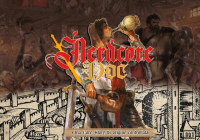 Core Story Nerdcore Doc cover