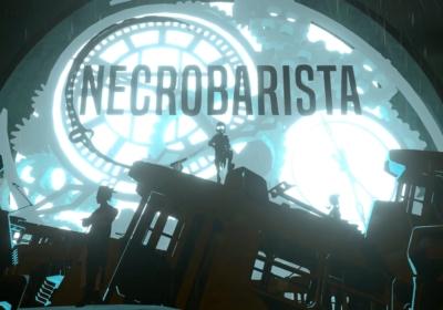 Necrobarista cover