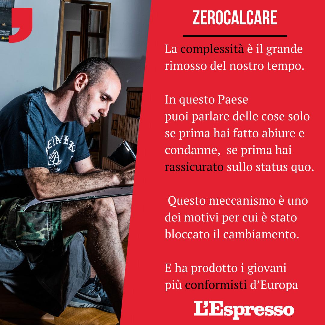 Scheletri Zerocalcare