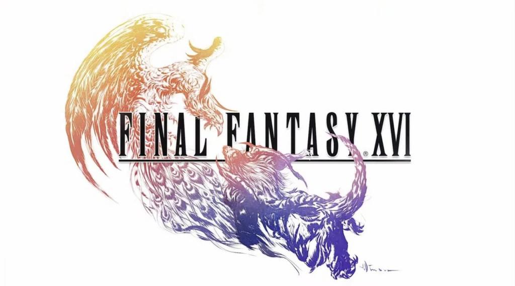 Il logo di Final Fantasy XVI