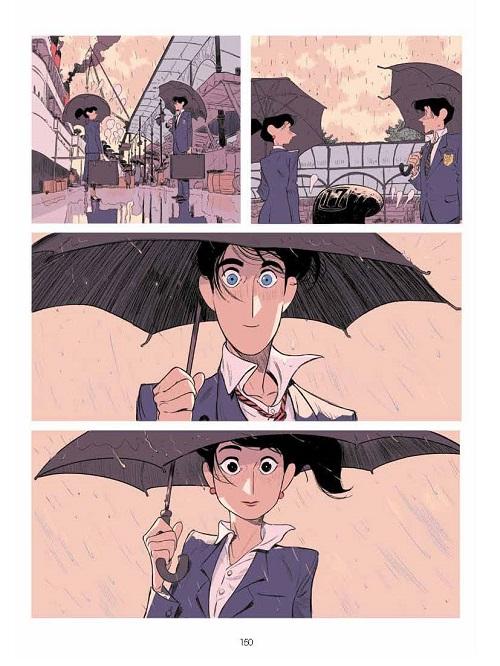 Lafebre, un romantico a fumetti: