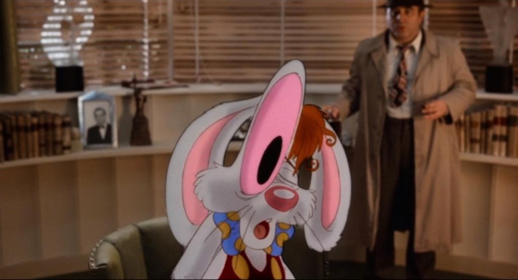 Chi ha incastrato Roger Rabbit weird