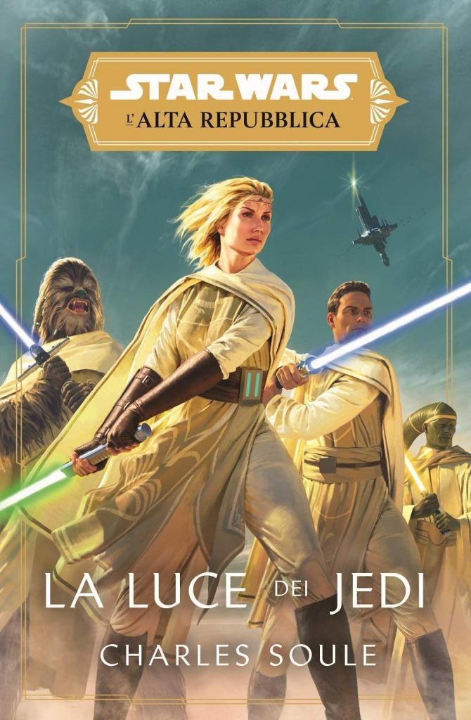 La luce dei Jedi