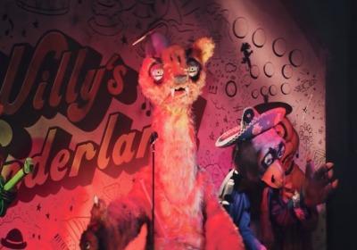 Willy's Wonderland (4)