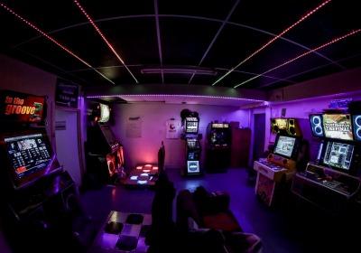 cabinato arcade copertina