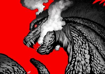 Godzilla Punto di Singolarità